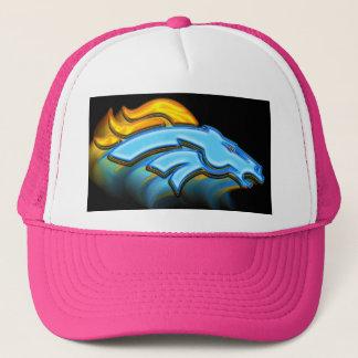 girls broncos hat