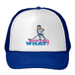 Girls Can't WHAT? Colorize Me Custom Designs Trucker Hats