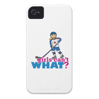 Girls Can't WHAT? ColorizeME Custom Design iPhone 4 Cover