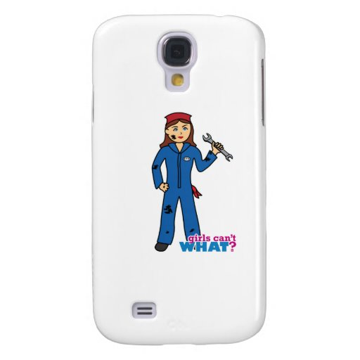 Girls Can't WHAT? ColorizeME Custom Design Galaxy S4 Case