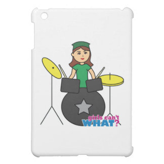 Girls Can't WHAT? ColorizeME Custom Design Case For The iPad Mini