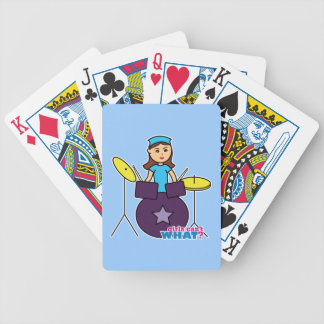 Girls Can't WHAT? ColorizeME Custom Design Card Deck
