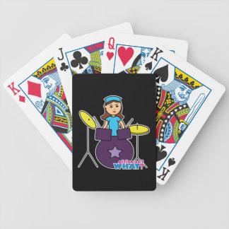 Girls Can't WHAT? ColorizeME Custom Design Poker Deck