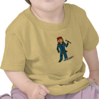 Girls Can't WHAT? ColorizeME Custom Design T Shirts