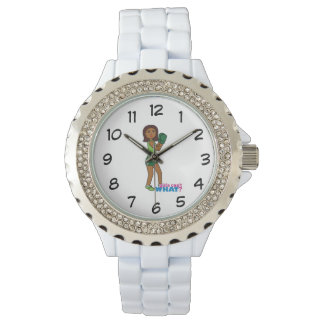 Girls Can't WHAT? ColorizeME Custom Design Watch