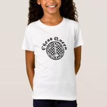 Girls' Chess Queen T-Shirt