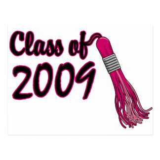 Girl's Class of 2009 Gifts Postcard
