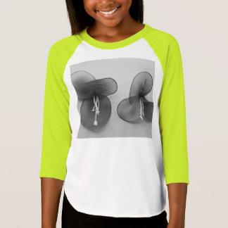 GIRLS CLEAR FLOWER T T-Shirt