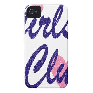 girls club iPhone 4 case