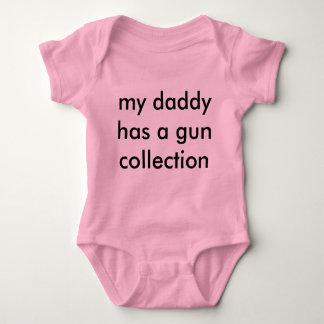 girls creeper-gun collection baby bodysuit