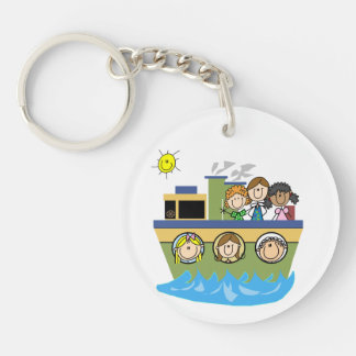 Girls Cruise Keychain