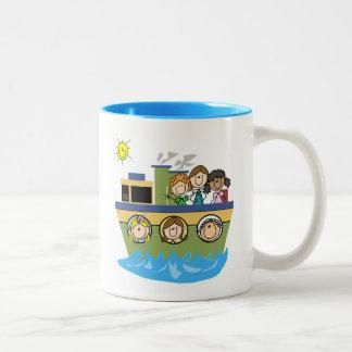 Girls Cruise Coffee Mugs