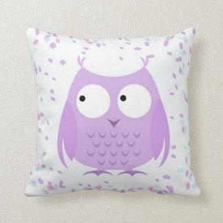 Cute Owl Pillows - Decorative & Throw Pillows Zazzle