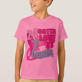 Girls Cute Dance Shirt
