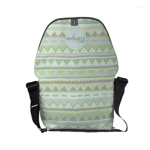 29bd0d7896ab Geometric Aztec Pattern Bags | Zazzle