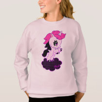 Girl's Cute Unicorn Art Sweater