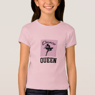 Girls Dance Queen T-Shirt