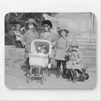 Girls Day Out 1922 Mousepads