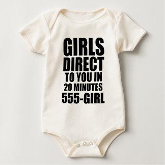 Girls Direct Baby Bodysuit