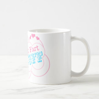 Girls Don't Fart They Fluff Mugs