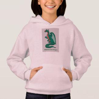 Girl's Dragon Hoodie