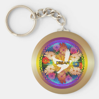 "Girl's ""Dream"" Keychain"