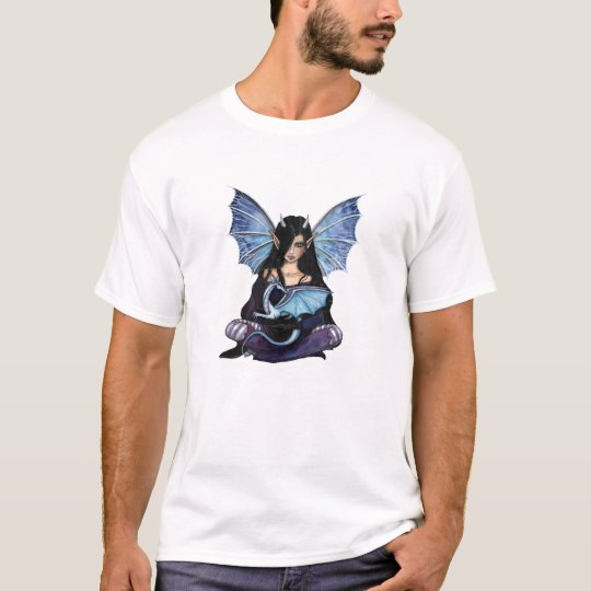 Girls Fairy and Dragon T-Shirt