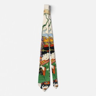 Girl's Festival 1801 Tie