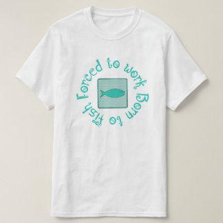Girls fishing shirt