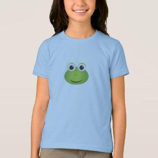 Girl's Frog Shirt
