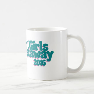Girls getaway 2016 coffee mug