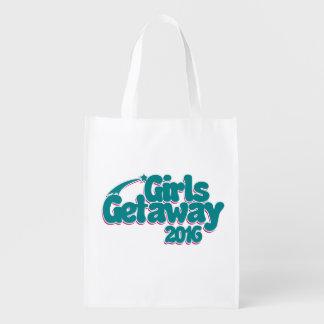 Girls getaway 2016 grocery bag