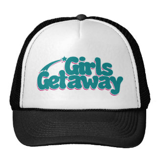 Girls Getaway Trucker Hat