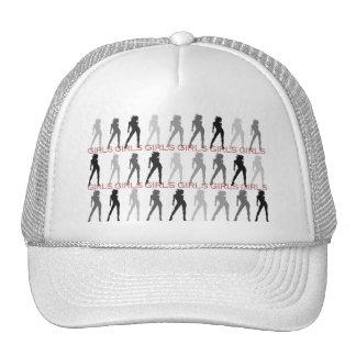 Girls Girls Girls Hat