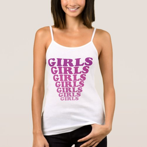 Girls Girls Girls I Love Heart Girls Crazy Shirt