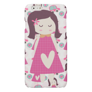 Girls Going Places Glossy iPhone 6 Case