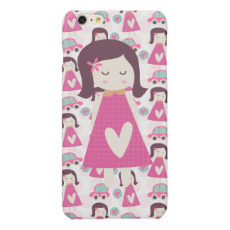 Girls Going Places Glossy iPhone 6 Plus Case