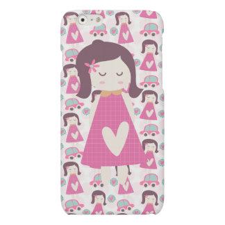 Girls Going Places Matte iPhone 6 Case