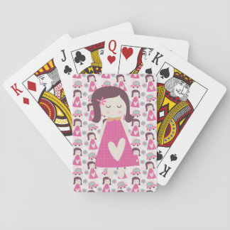 Girls Going Places Card Deck