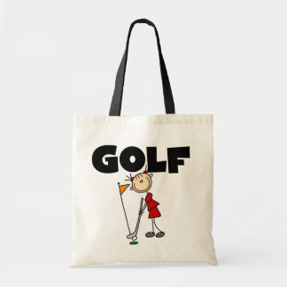 Girls GOLF Budget Tote Bag