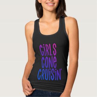 Girls gone cruisin tank top