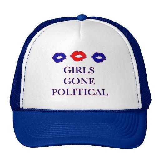 Girls Gone Political Logo Hat