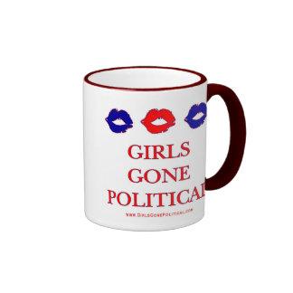 Girls Gone Political Logo Mug
