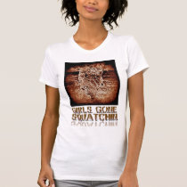 Girls Gone Squatchin T-shirt