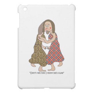 Girls Gossiping Case For The iPad Mini