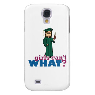Girls Graduation Galaxy S4 Covers