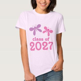 Girls Graduation Gift 2027 T-Shirt