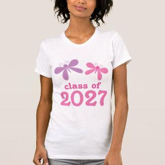 Girls Graduation Gift 2027 T Shirt