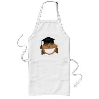 Girls Graduation T-shirts and Gifts Long Apron