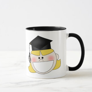 Girls Graduation T-shirts and Gifts Mug
